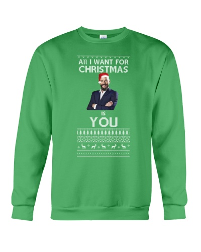 Limited Edition All I Want For Christmas Is Fred