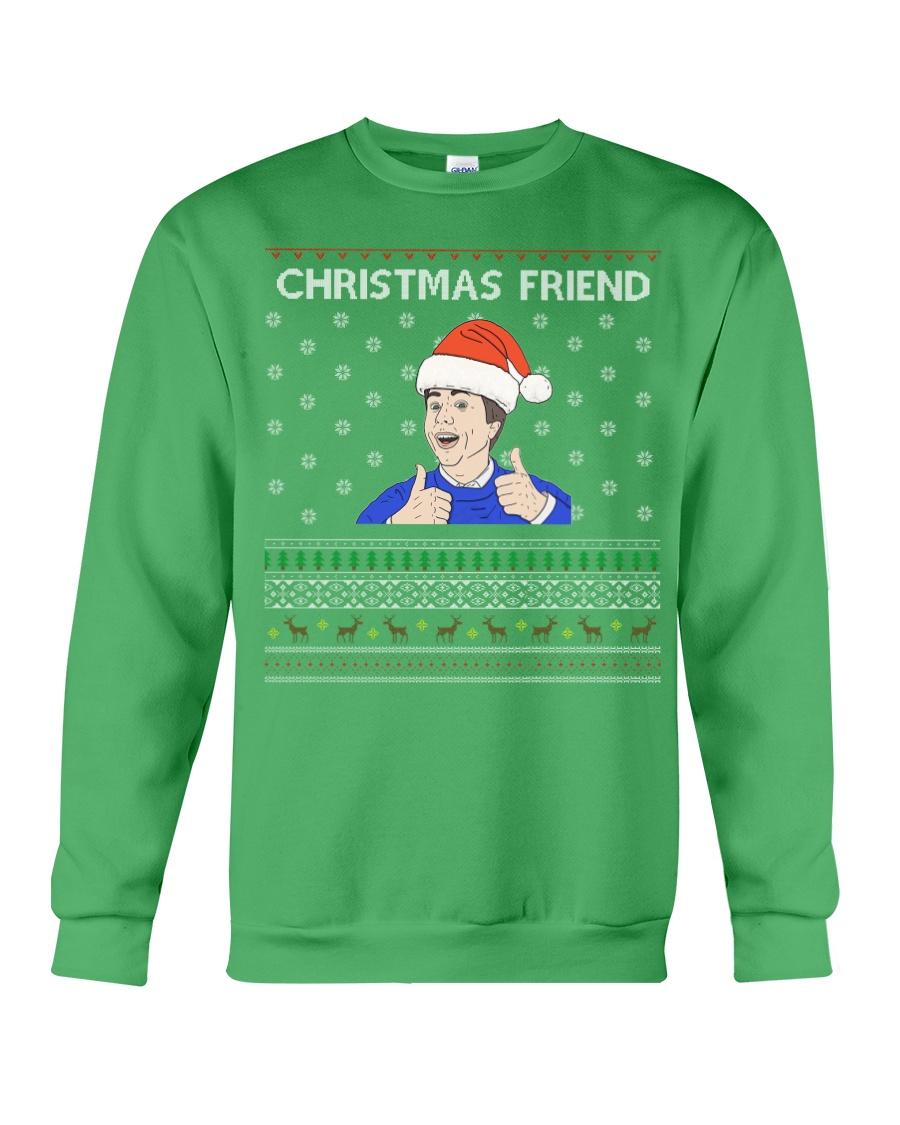 Limited Edition Christmas Friend Crewneck Sweatshirt
