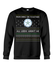Limited Edition Marching On Together Christmas Crewneck Sweatshirt front