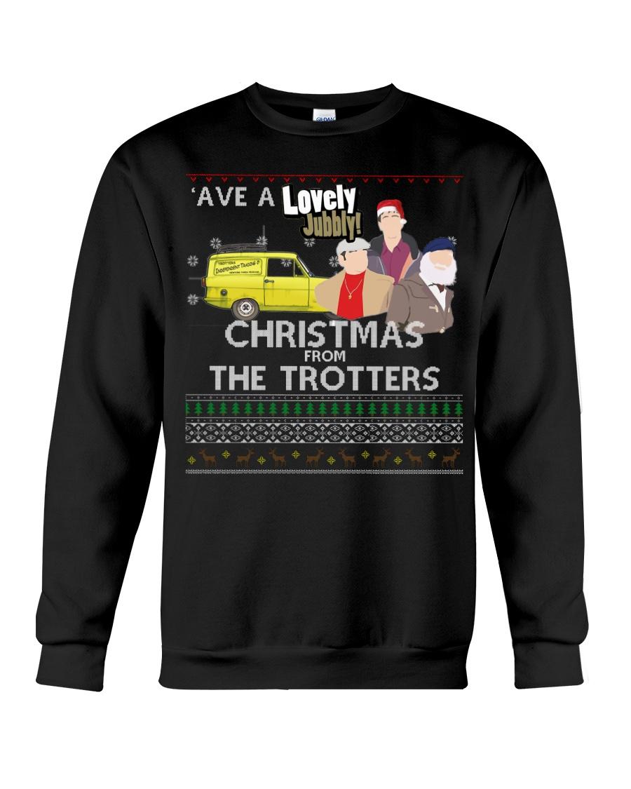 Limited Edition Lovely Jubbly Christmas Crewneck Sweatshirt
