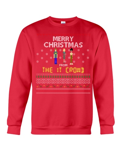 Limited Edition Merry Christmas IT Crowd