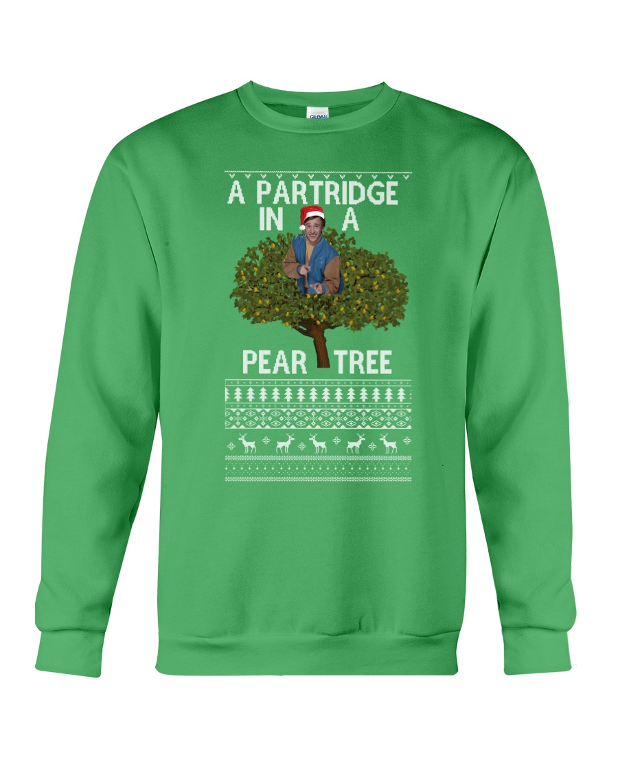 Limited Edition Partridge In A Pear Tree Crewneck Sweatshirt