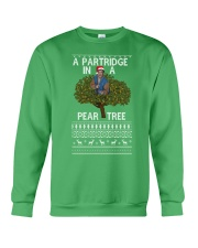 Limited Edition Partridge In A Pear Tree Crewneck Sweatshirt front