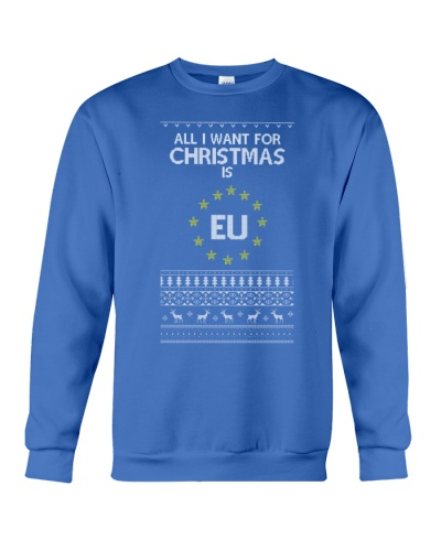 Limited Edition All I Want For Christmas Is EU