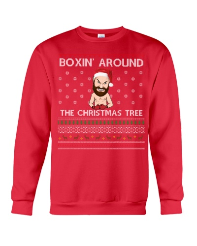 Limited Edition Boxin' Around Christmas