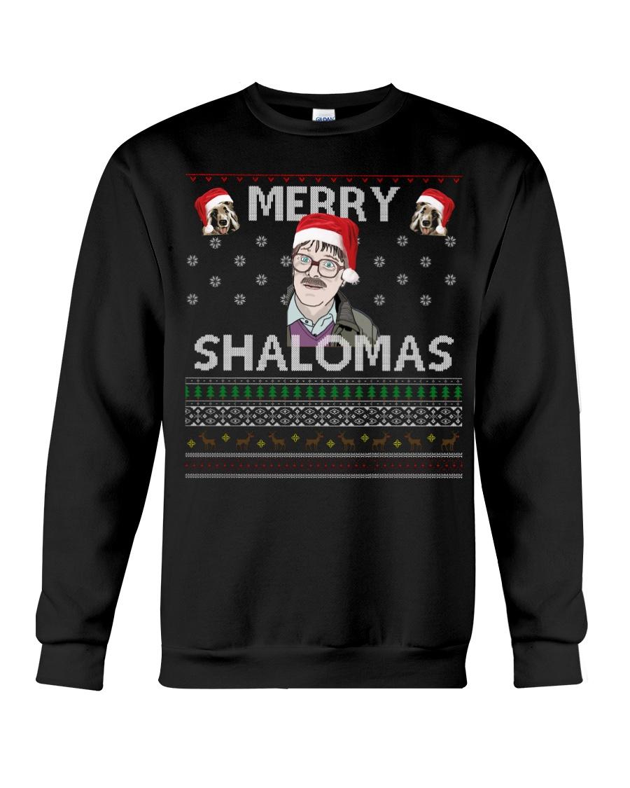 Limited Edition Merry Shalomas Crewneck Sweatshirt