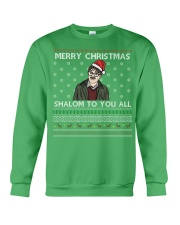 Limited Edition Shalom To You All Christmas Crewneck Sweatshirt front