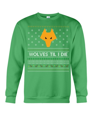 Limited Edition Wolves Christmas