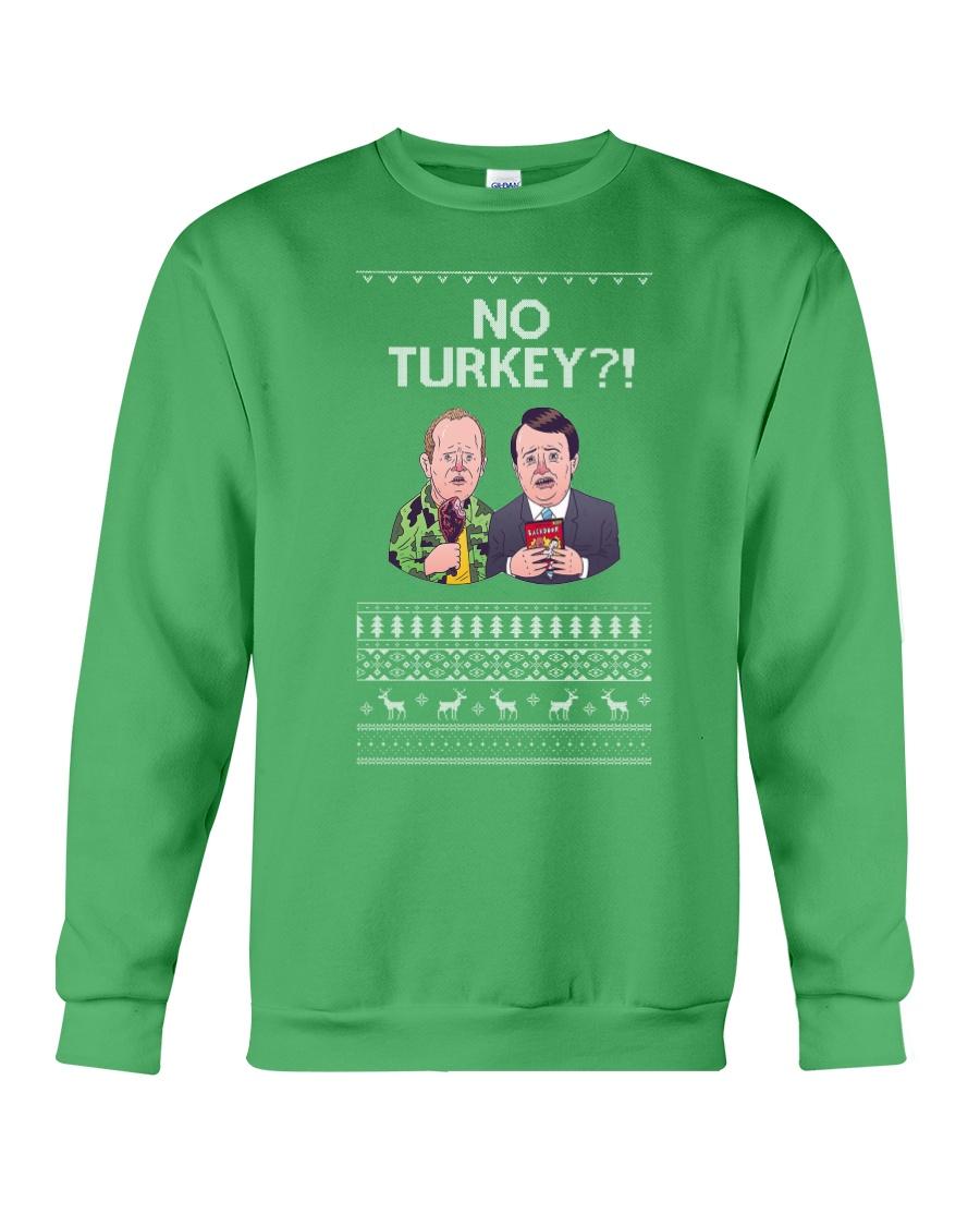 Limited Edition No Turkey Crewneck Sweatshirt