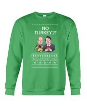 Limited Edition No Turkey Crewneck Sweatshirt front