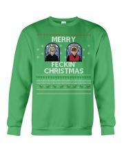 Limited Edition Merry Feckin' Christmas Crewneck Sweatshirt front