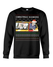 Limited Edition Christmas Wankers Crewneck Sweatshirt front