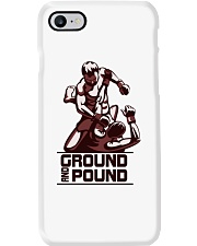 Ground and Pound-Hoodie Tshirt phone Case Phone Case thumbnail