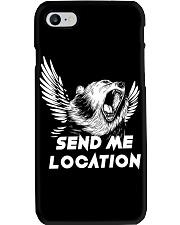SEND ME LOCATION Phone Case thumbnail