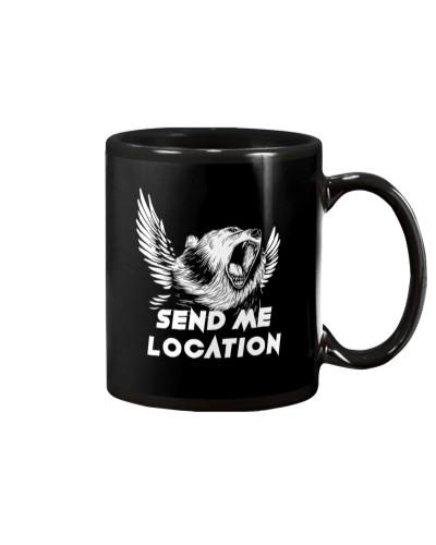 SEND ME LOCATION