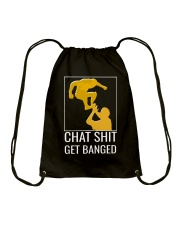 Chat Shit Get Banged-Hoodie Fullsleeve T'sMugs Drawstring Bag thumbnail