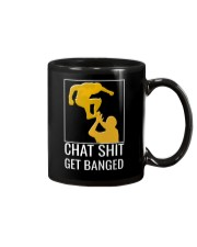 Chat Shit Get Banged-Hoodie Fullsleeve T'sMugs Mug thumbnail