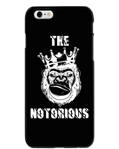 NOTORIOUS McGORILLAHoodies Tshirts Phone Case Mugs