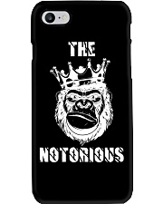 NOTORIOUS McGORILLAHoodies Tshirts Phone Case Mugs Phone Case thumbnail