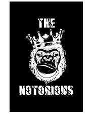 NOTORIOUS McGORILLAHoodies Tshirts Phone Case Mugs 24x36 Poster thumbnail