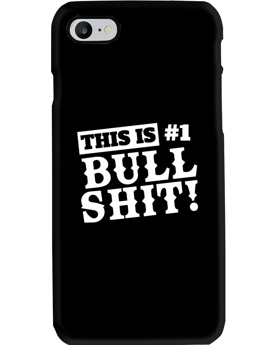 No 1 Bullshit Phone Case Tshirt Mugs Phone Case