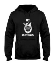NOTORIOUS GORILLA Hooded Sweatshirt front