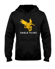 EAGLE FLIES-Hoodies Tshirts Full Sleeve T's Mugs Hooded Sweatshirt thumbnail