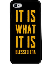 IT IS WHAT IT IS-Hoodie Tshirt Phone Case Mugs  Phone Case thumbnail