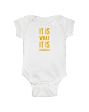 IT IS WHAT IT IS-Hoodie Tshirt Phone Case Mugs  Onesie thumbnail