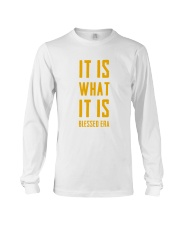 IT IS WHAT IT IS-Hoodie Tshirt Phone Case Mugs  Long Sleeve Tee thumbnail