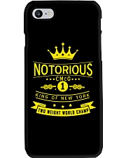 KING OF NEW YORK-Hoodie Tshirt Mugs Phone Case Phone Case thumbnail