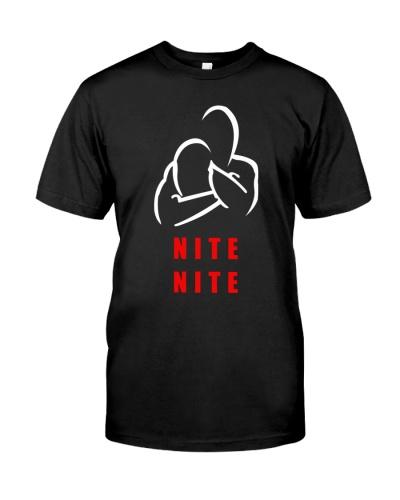 Nite Nite-Crewneck Tee -Hoodie -Tshirt