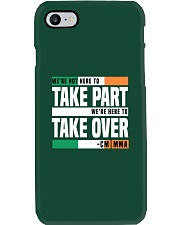 Here to Take Over-Hoodie Tshirt Mugs Phone Casr Phone Case thumbnail