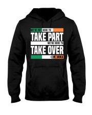 Here to Take Over-Hoodie Tshirt Mugs Phone Casr Hooded Sweatshirt thumbnail