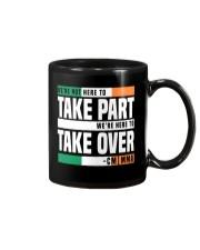 Here to Take Over-Hoodie Tshirt Mugs Phone Casr Mug thumbnail