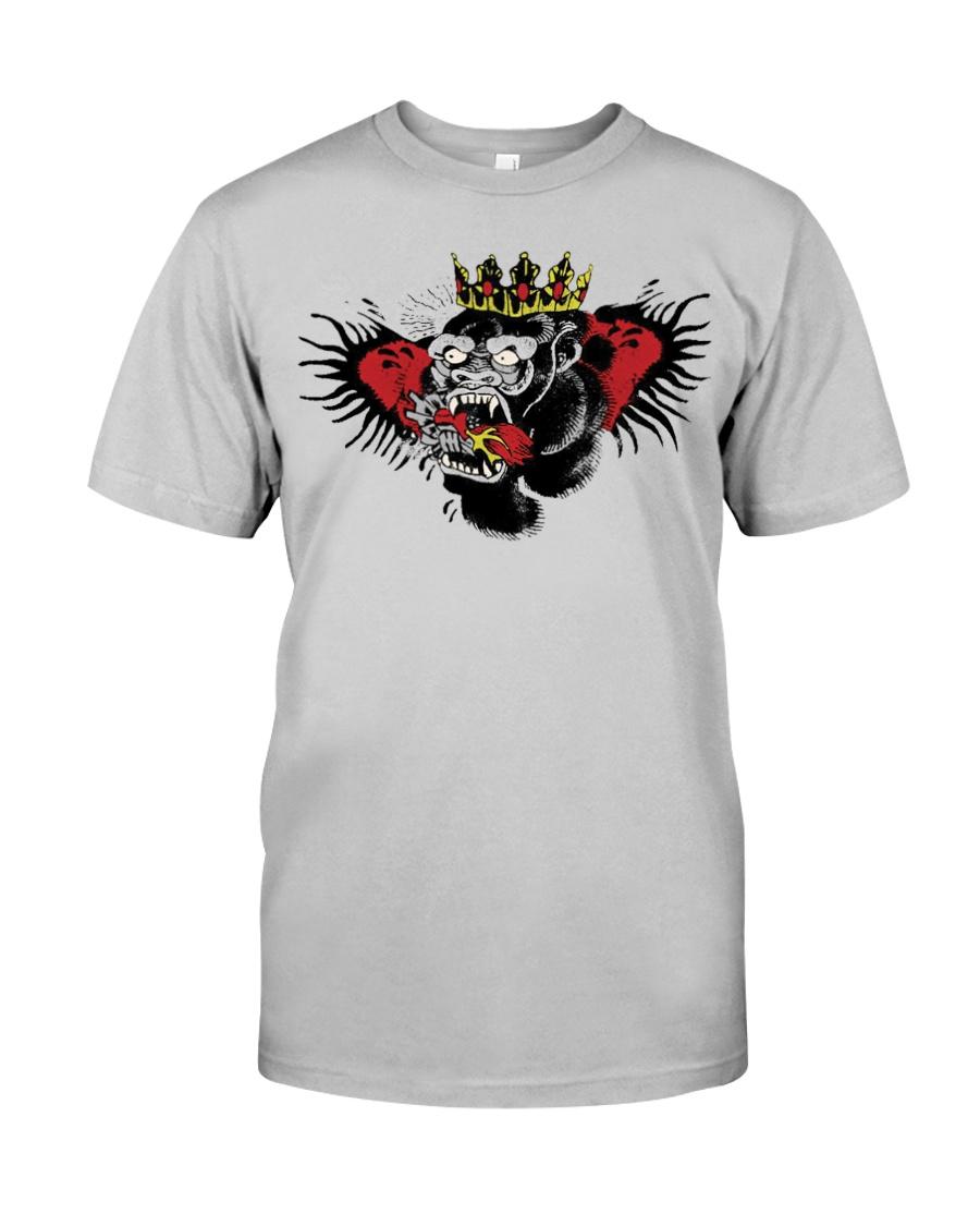 Notorious Gorilla-Tshirt Hoodie Full Sleeve Tee's Classic T-Shirt
