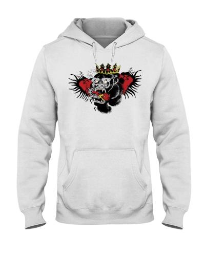 Notorious Gorilla-Tshirt Hoodie Full Sleeve Tee's