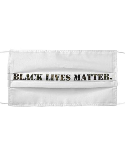Black Lives Matter Camouflage Set
