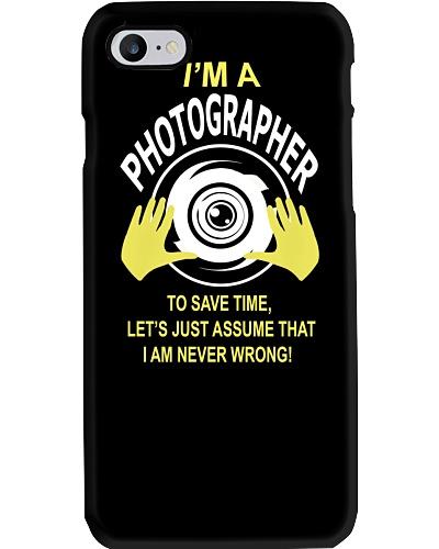 photographer i phone cases