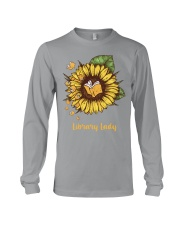 library lady Long Sleeve Tee thumbnail