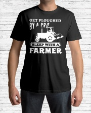 Get Plowed By A Farmer Classic T-Shirt lifestyle-mens-crewneck-front-1