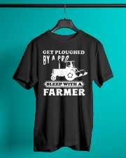Get Plowed By A Farmer Classic T-Shirt lifestyle-mens-crewneck-front-3