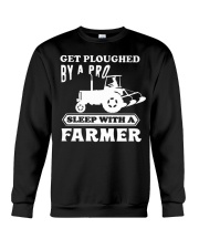 Get Plowed By A Farmer Crewneck Sweatshirt thumbnail