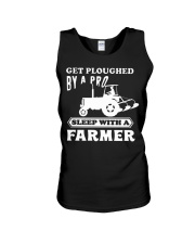 Get Plowed By A Farmer Unisex Tank thumbnail