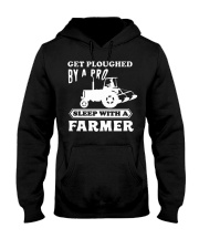 Get Plowed By A Farmer Hooded Sweatshirt thumbnail