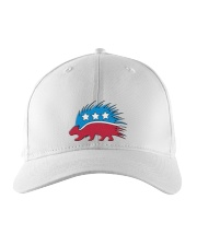 Libertarian Porcupine Embroidered Hat thumbnail
