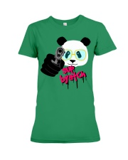 Cool Panda Premium Fit Ladies Tee thumbnail