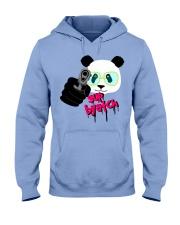 Cool Panda Hooded Sweatshirt front
