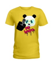 Cool Panda Ladies T-Shirt thumbnail