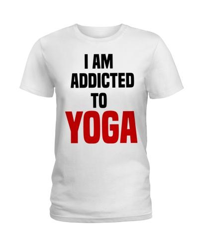 I am Addicted To Yoga